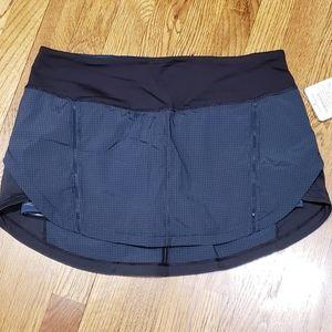 Lululemon Full Stride Skirt Rare